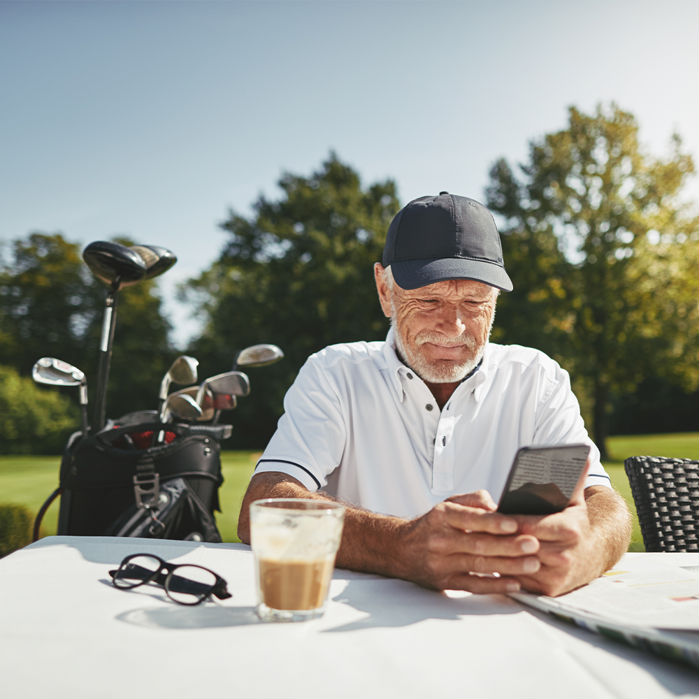 Technology plays a huge role in the experience of a club member or visitor