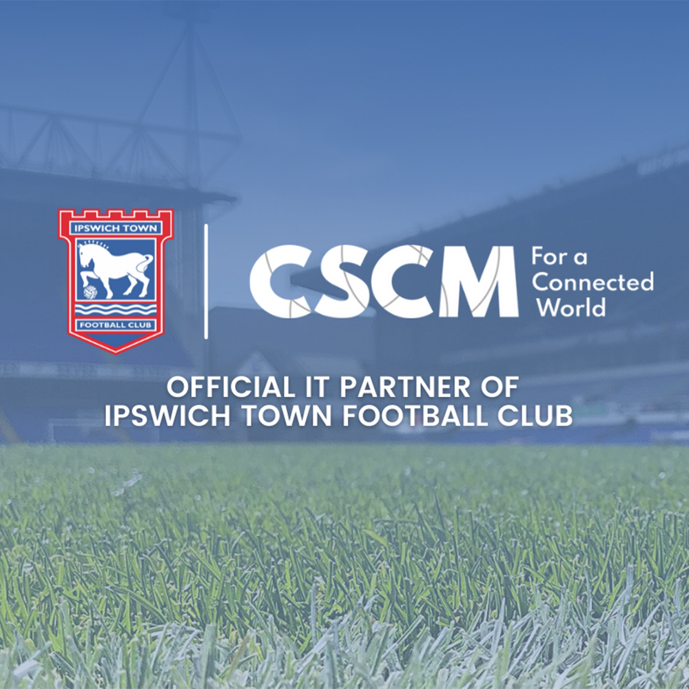 Welcome onboard Ipswich Town Football Club