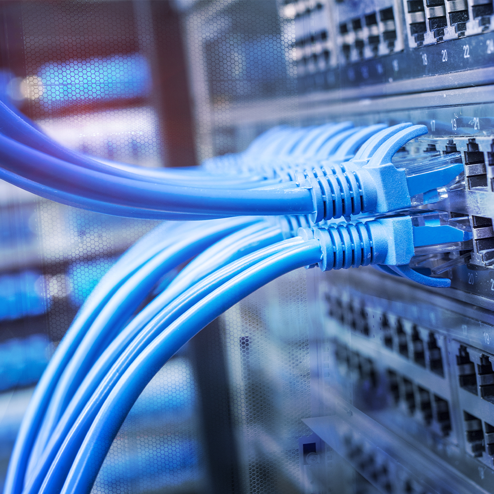 Structured cabling is the core of an IT Network